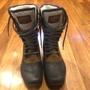 The NorthFace Snow boots